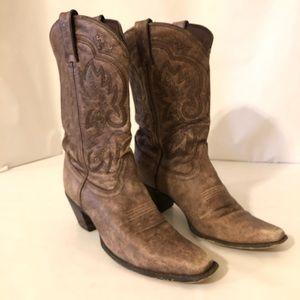 8M Durango Western Brown Boots